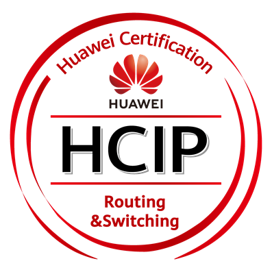 HCIP Routing & Switching - IENP